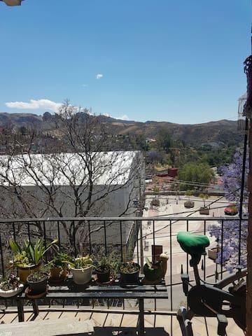 Habitación con baño privado - Guanajuato - Rumah