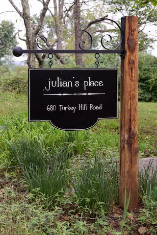 Welcome to Julian's Place
