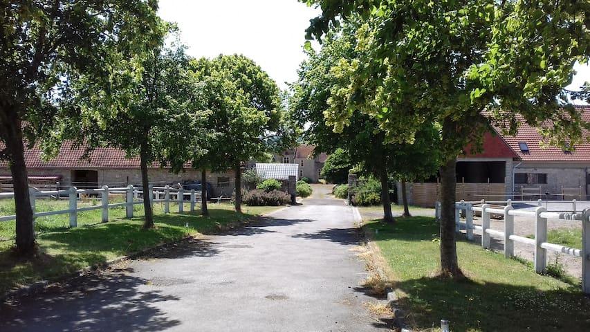Nature et quiétude, proche Boulogne-Le Touquet