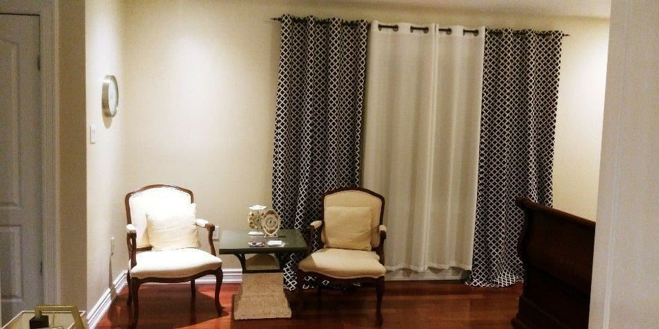 Large Cozy Master Bedroom