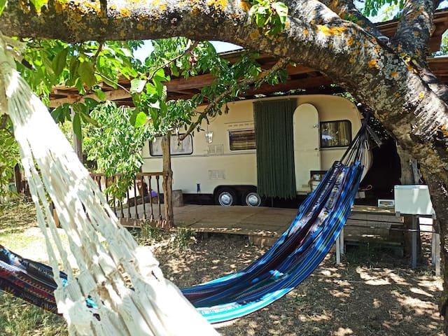 Caravana con encanto en la Sierra del Segura
