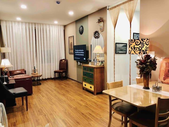 📍Brown Corner Apartment - Căn Hộ 3 PN