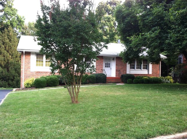 Annapolis, MD Admiral Heights 3 BR - Annapolis - House