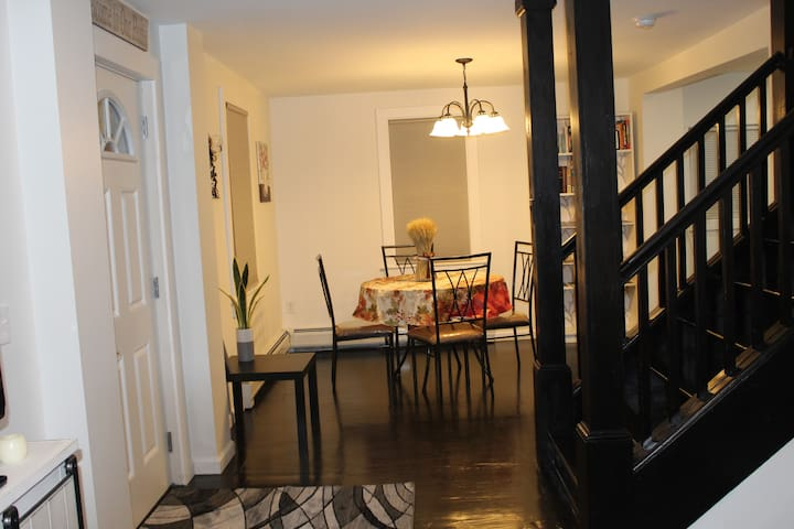 2 Bedroom 2 Bath interior newly renovated