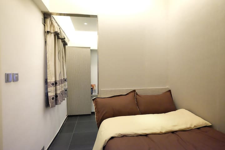 Convenient Apartment in City Center - Mong Kok - Hong Kong - Apartment