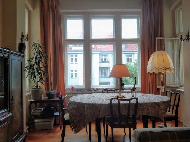 Altbauwohnung in Lichterfelde