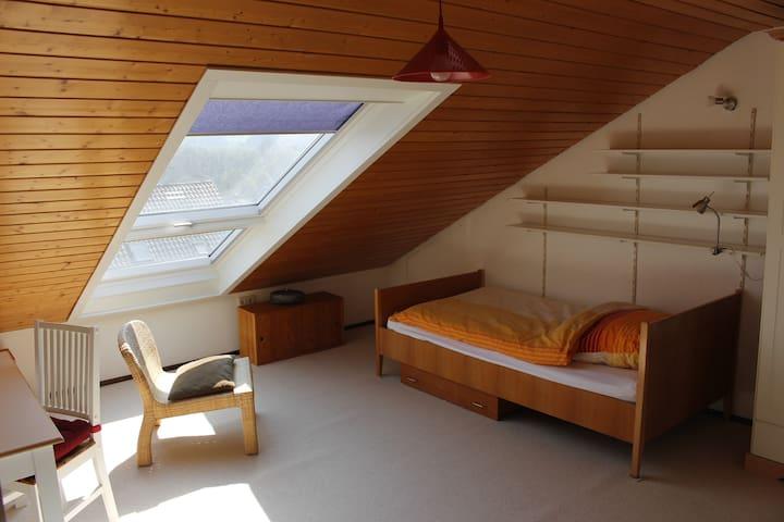 Zimmer mit Aussicht - Nürtingen