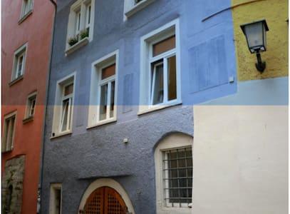 zentrale Wohnung auf der Insel Lindau, ca. 58 m²