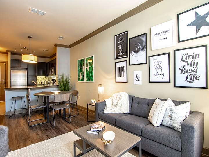 A place to call home | 1BR in Atlanta