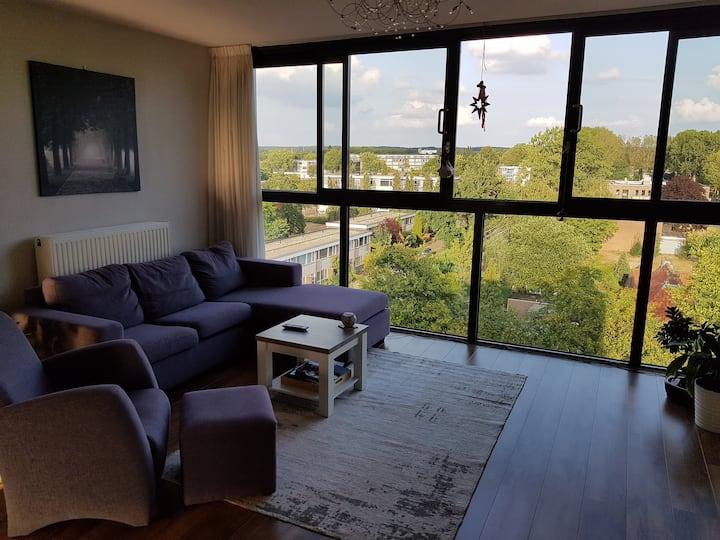 Luxe appartement dichtbij centrum Nijmegen