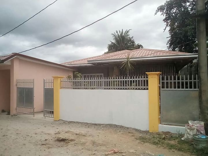 Cozy two bedrooms bungalow.