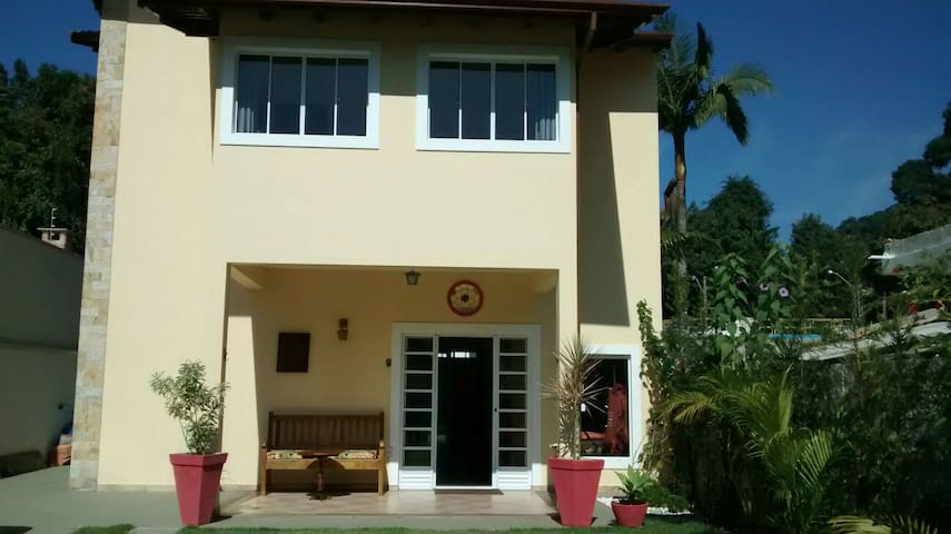 Linda Casa Ubatuba-Praia Toninhas