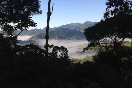 Chalé na montanha/ Gonçalves/ MG - Divinópolis - House