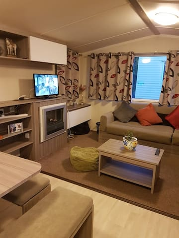 Coombe Haven holiday park private rental