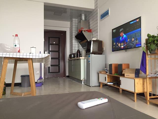 优质公寓房旅客出游生活体验空间