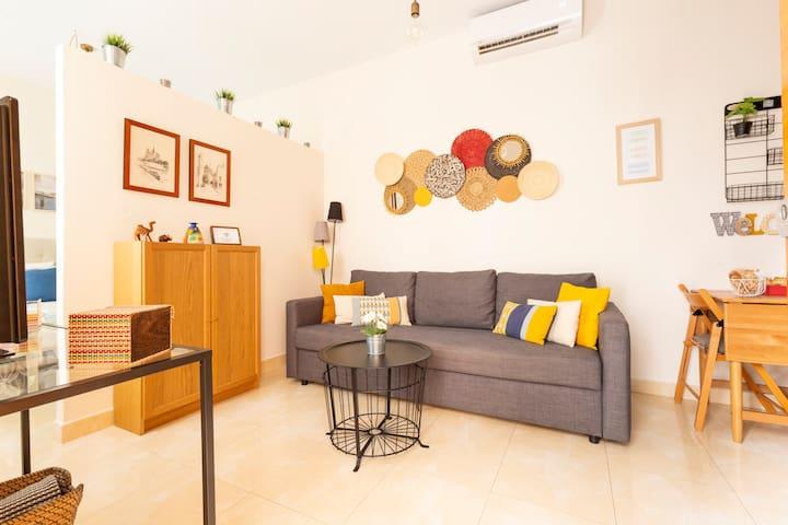 Coqueto Apartamento zona Alameda. VFT/SE/0419