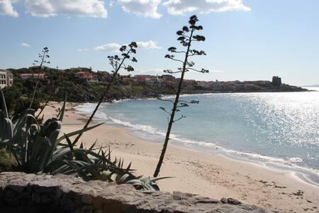 Villa one minute walk from beach - Portoscuso
