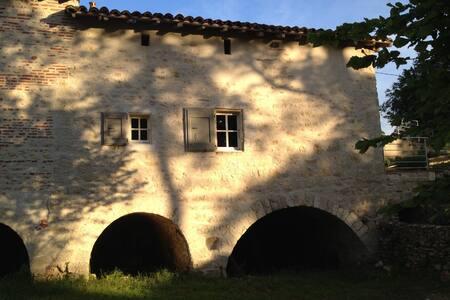 Le Moulin de Carré (Ancien Moulin à Eau de 1699) - Florentin