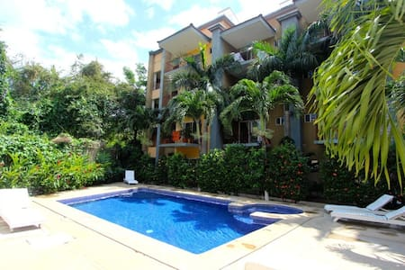 Great 2BD just steps to the beach! - Tamarindo