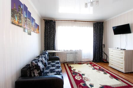 Люкс, 1-комнатная квартира по Потанина 27А