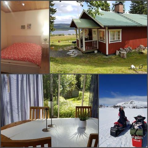 Mountain cabin  Bakvattnet/ Jamtland County