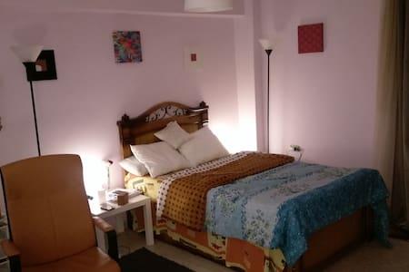 Single Room+Desk+Wifi+Hifi - アパート