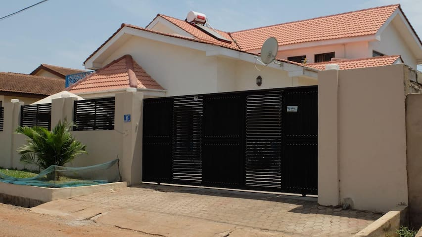 Accra Villas  Three bedroom Kiwilane Spintex Accra