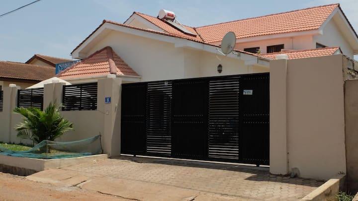 Accra Villas  Three bedroom Kiwilane Spintex Accra