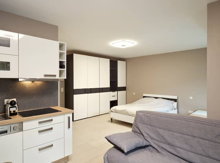 New fully equip. apartment in Luxembourg-City #145