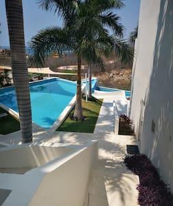 Huatulco, Oaxaca - SEA VIEW LOFT / BIG Apartment