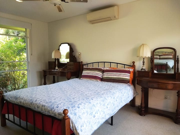 Central Noosa Heads Private Rm,  Seperate Entry,