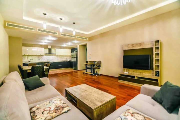 HOTEL APARTMENT PORT BAKU RESIDENCE-220A
