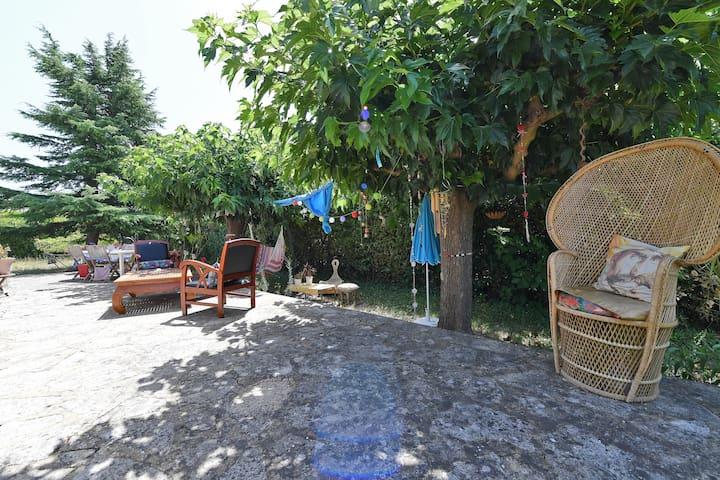 Maison partagée proche du centre ville d'Uzès