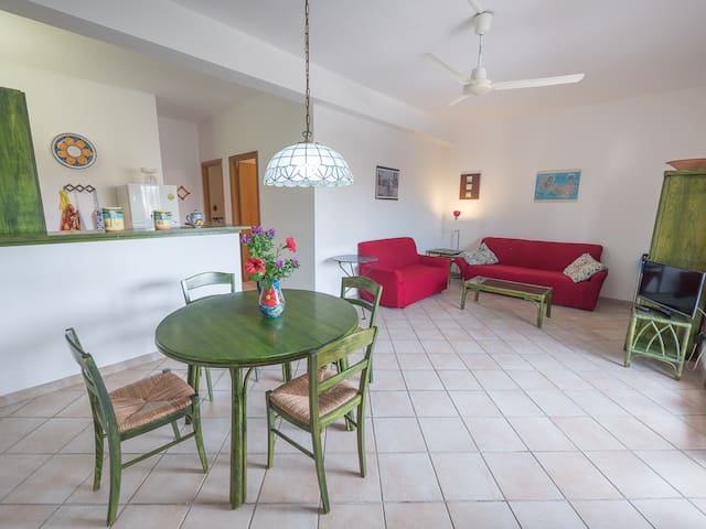 Aegusa Apartment Favignana