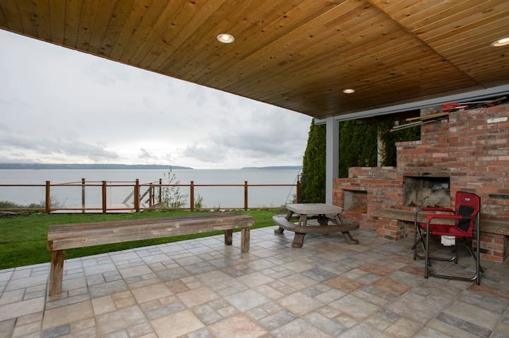 Entire 3050sq ft. Marysville Water View Home - Tulalip - Hus