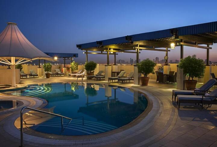 Hotel Room heart of Deira - Serviced