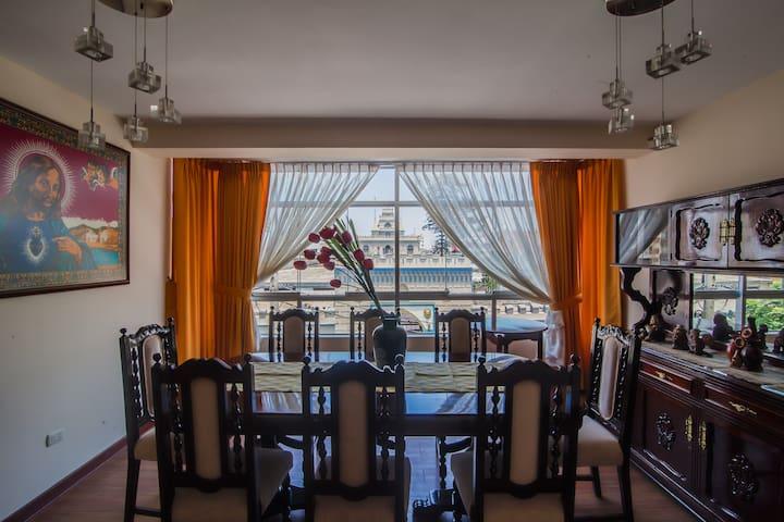 Manuel Segura(Lince-Lima) New Private Apartment