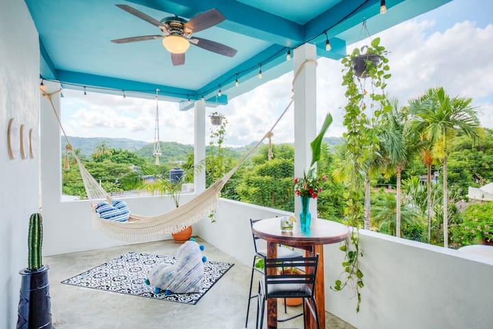 Beautiful private patio