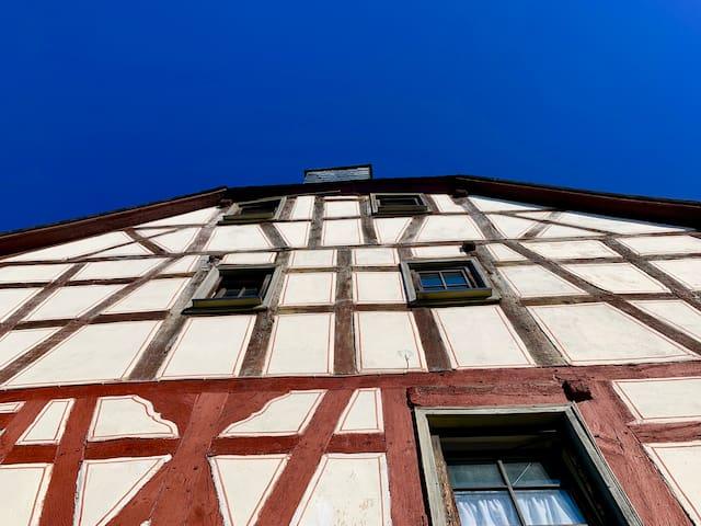 Balduinseck im 400 Jahre alten Zehnthaus Geierlay