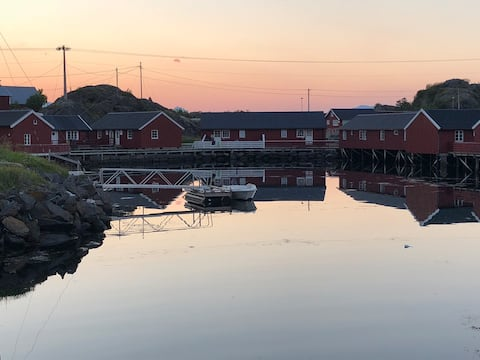 Masibua Fiskerhytte Stamsund, Lofoten