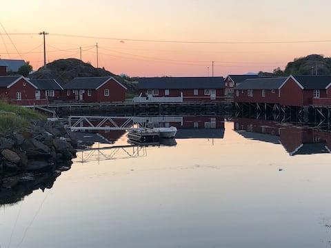 Masibua Fisherman Cabin Stamsund, Lofoten