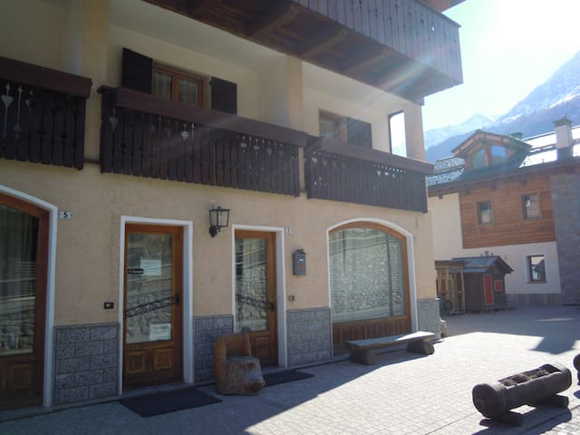 Appartamento M&M - Santa Caterina - Appartement