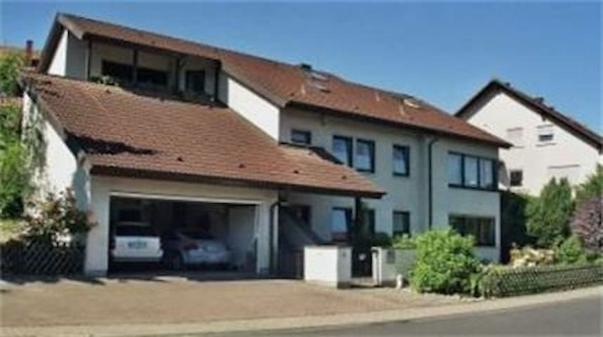 PrivatPension Ferienwohnung Miltenberg - Miltenberg - Vacation home
