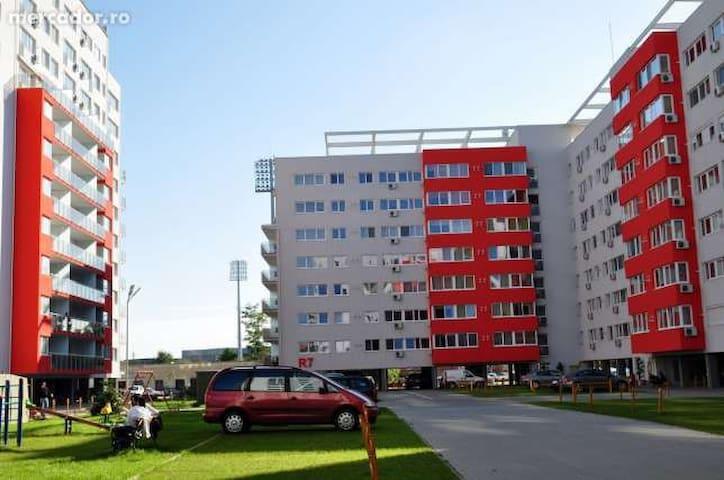 Apartment for rent in Arad.