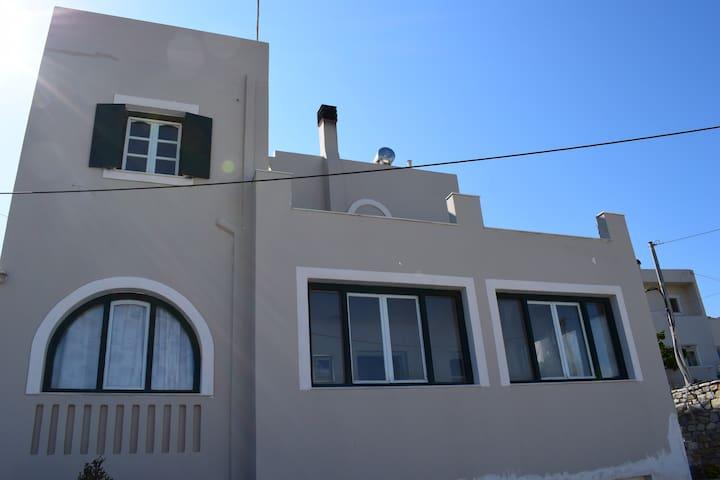 Danmar's house