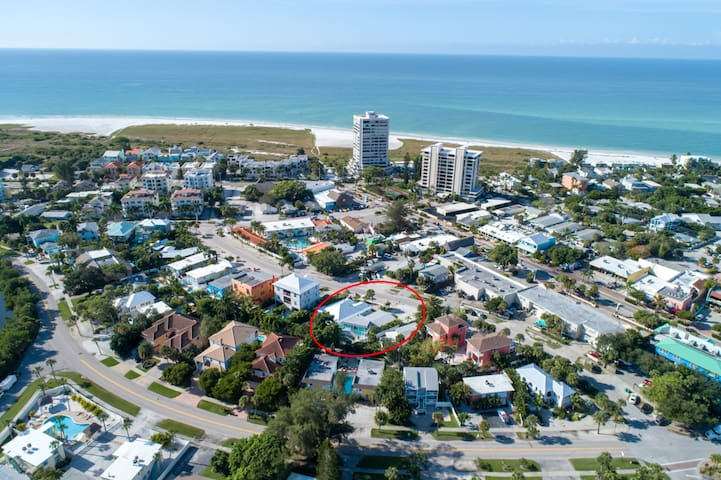 Siesta Key Dream Inn - Starfish Unit