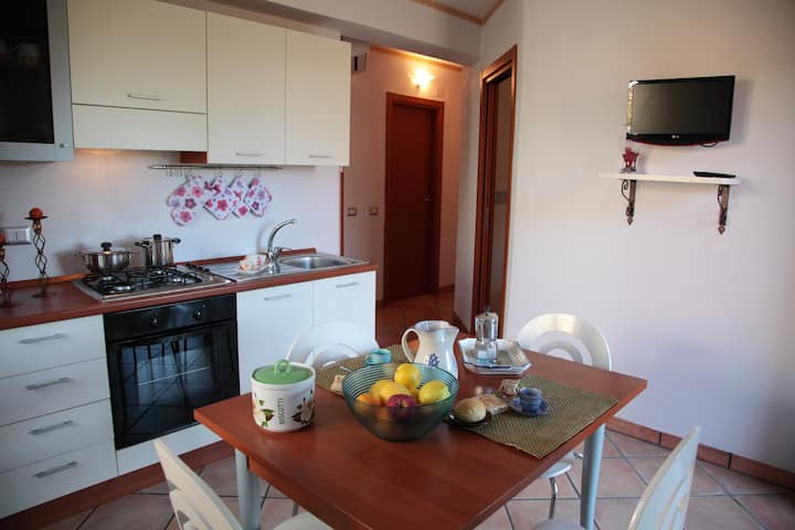 Residence Villamirella Apartment 2 bedrooms