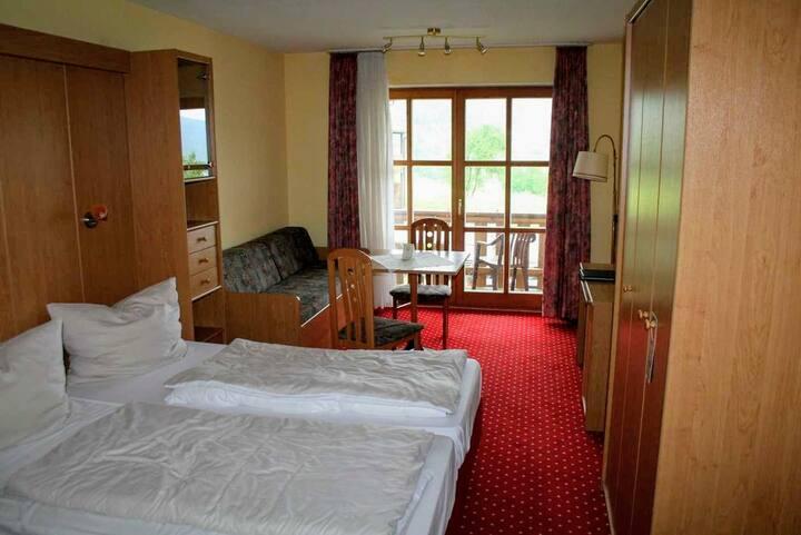 Panoramaferienwohnung für 1 Gast