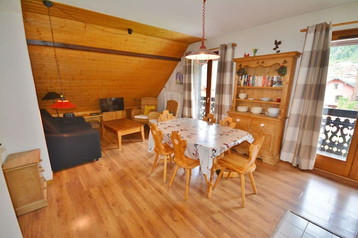 CHAMOIS D'OR - 6 pers. 219 - 2 Bed Flat city centre, near the slopes