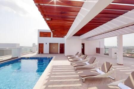 Accra Luxury Studio at East Legon - The Gallery